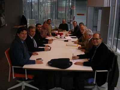 Reunión SECS Fundación Alicia